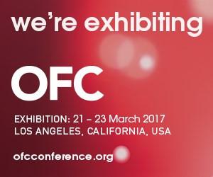Optical Fiber Communication Conference 2017 - Aragon Photonics