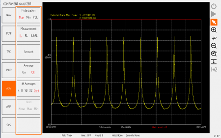 BOSA-optical-spectrum-analyzer-passives